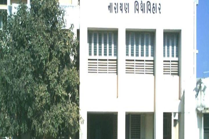 Narayan Vidyavihar-Campus View