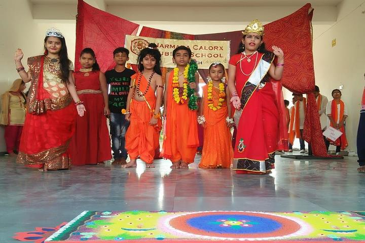 Narmada Calorx Public School-Fancy dress