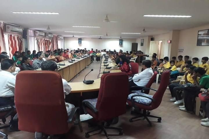 Narmada Calorx Public School-Meeting