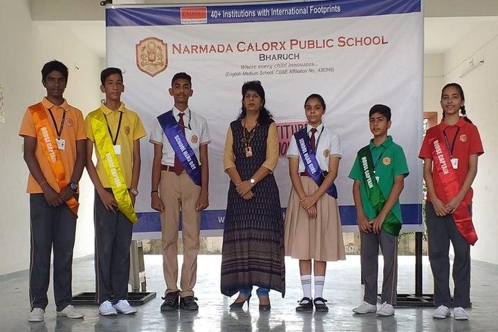 Narmada Calorx Public School-Sports Meet