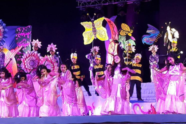 Navrachana Higher Secondary School-Dance