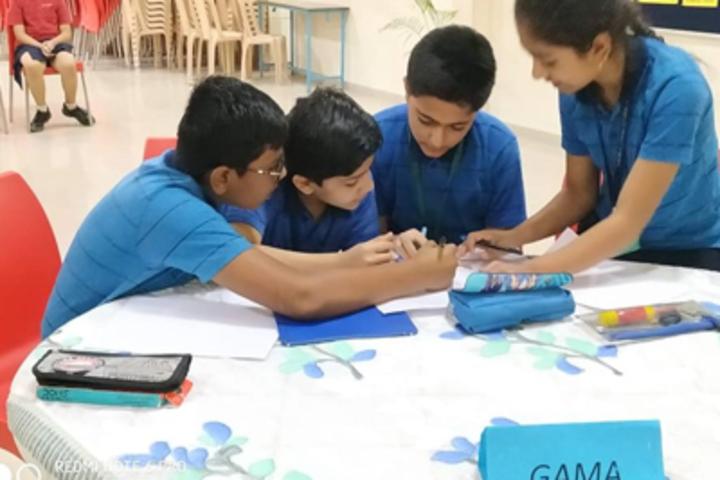 Navrachana Higher Secondary School-Quiz