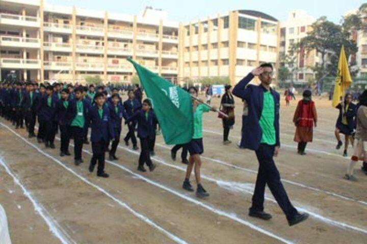 Navrachana Higher Secondary School-Sports