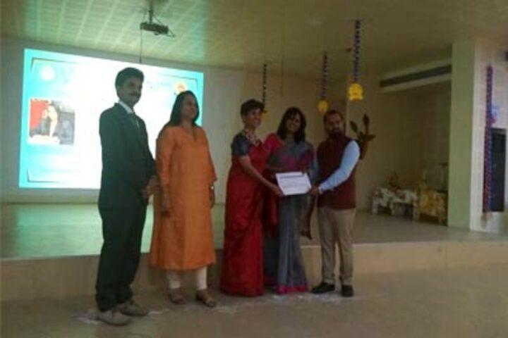 Navrachana Higher Secondary School-Workshop
