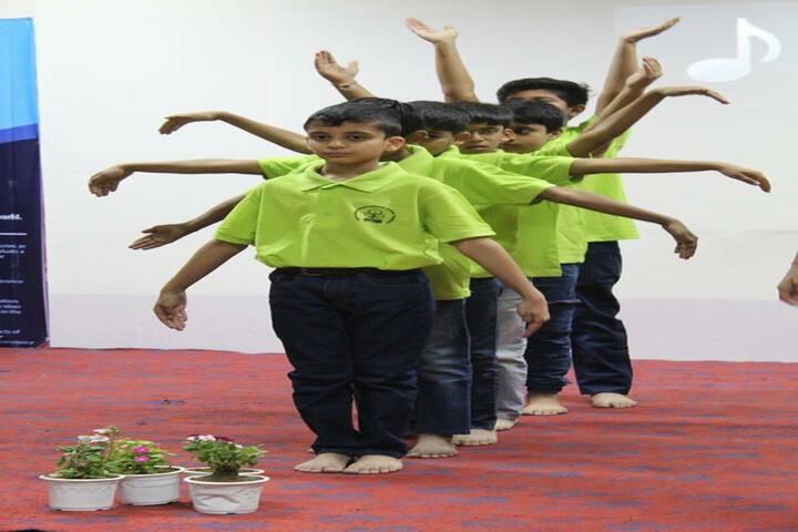 Navrachana International School-Event