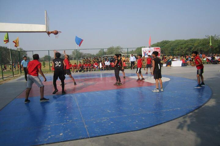 Navrachana International School-Sports
