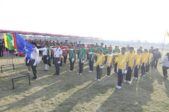 New Era Public School-Assembly