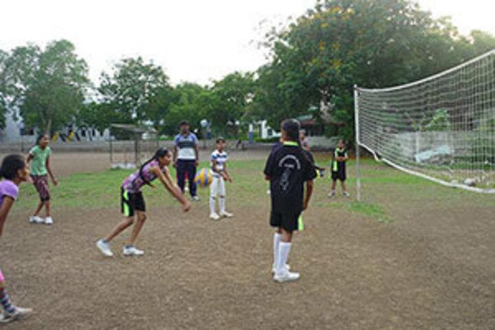 Nirmala Convent School-Sports