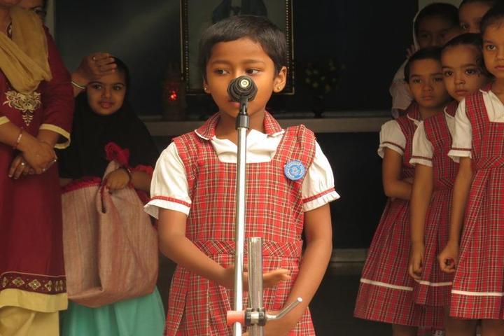Nirmala Convent School-Sining
