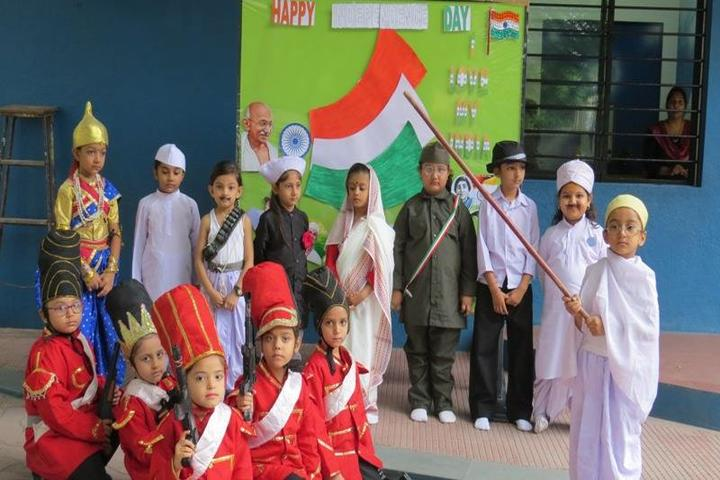 Nirmala Convent School-Independence day