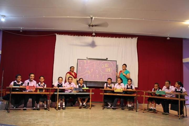Nirmala Convent School-Quiz