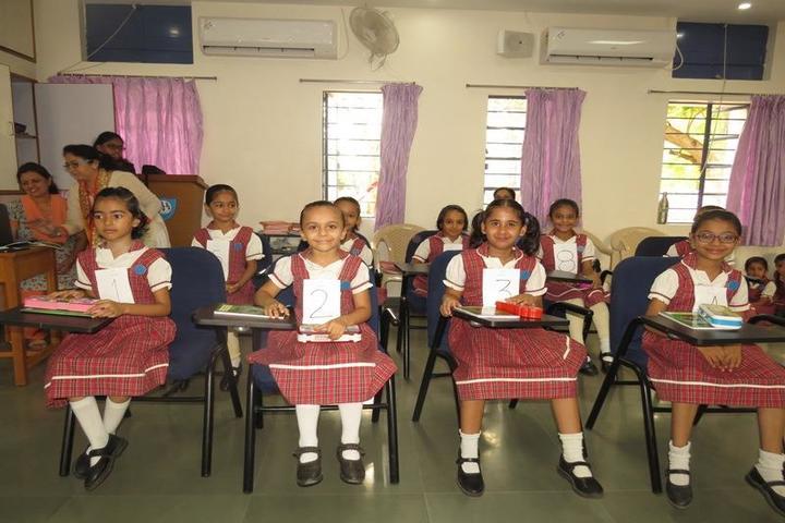 Nirmala Convent School-Spell bee