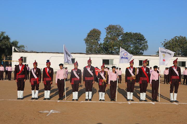 Om Landmark School-School Band