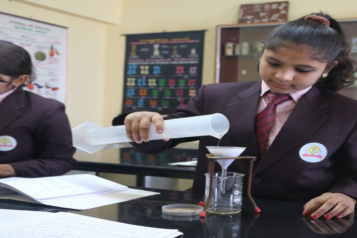 Om Landmark School-Chemistry-Lab