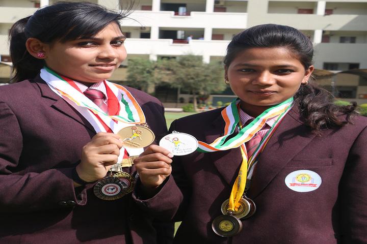 Om Landmark School-Sports