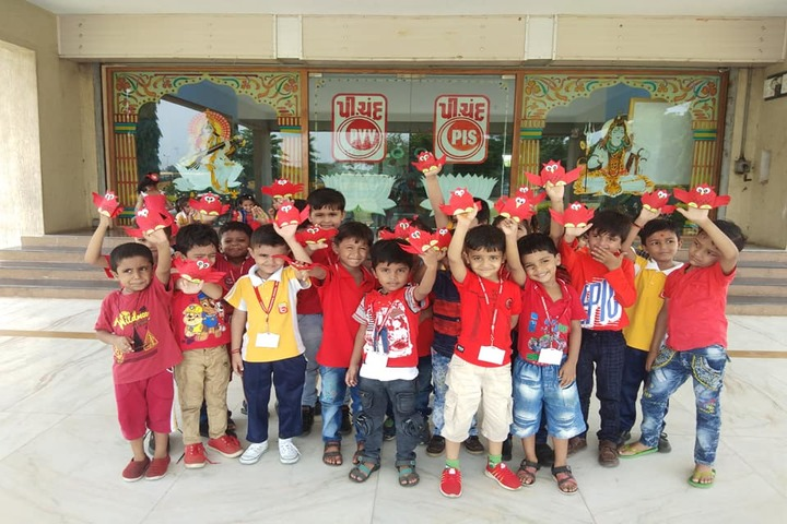 P.Chandra International School-Red Day Celebrations