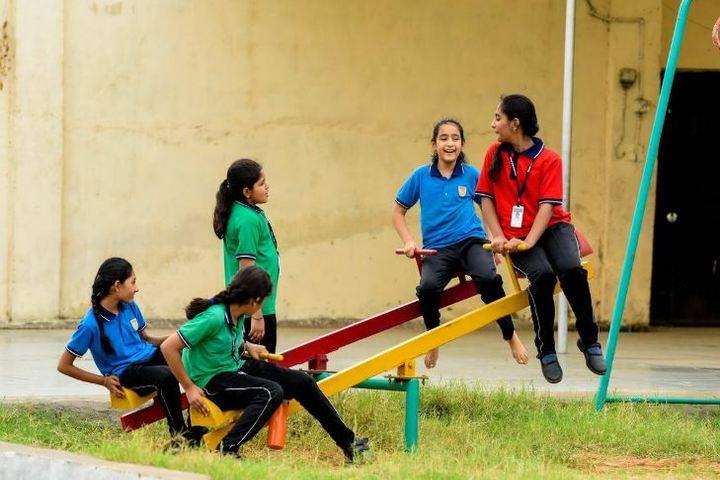 Pinnacle Public School-Games