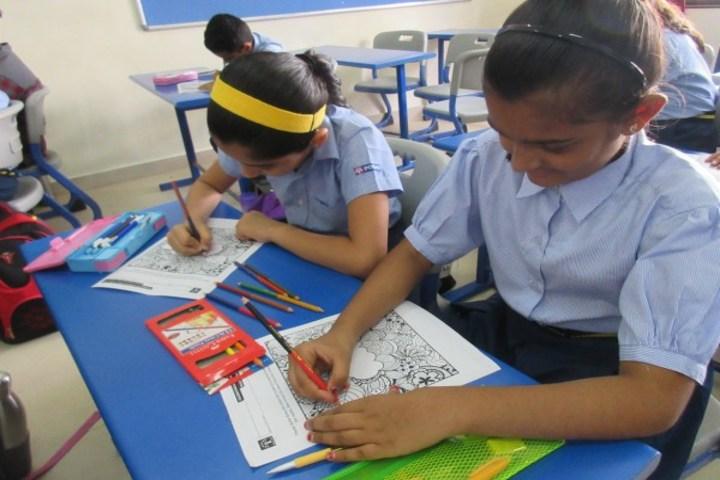 Podar International School-Drawing