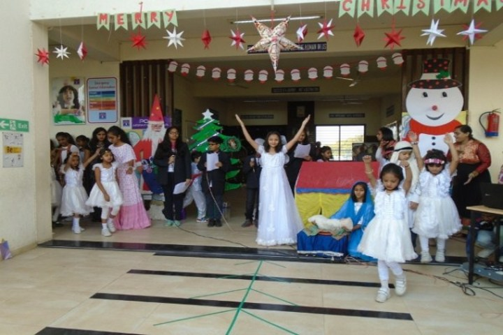 Podar International School-Christmas