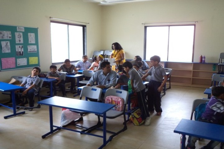 Podar International School-Classroom