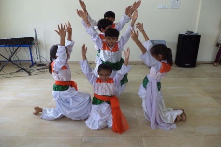 Podar International School-Independence Day