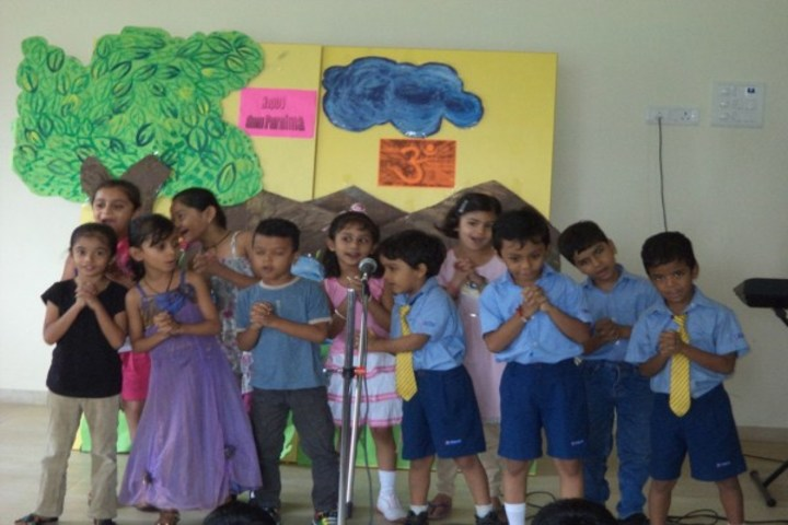 Podar International School-Singing