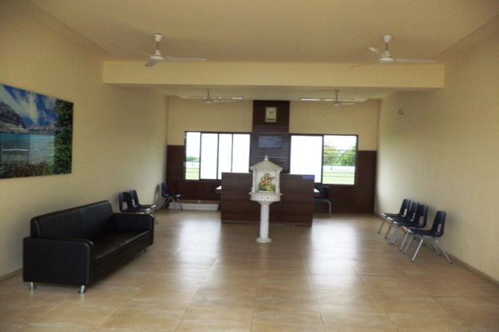 Podar International School-Visting Room