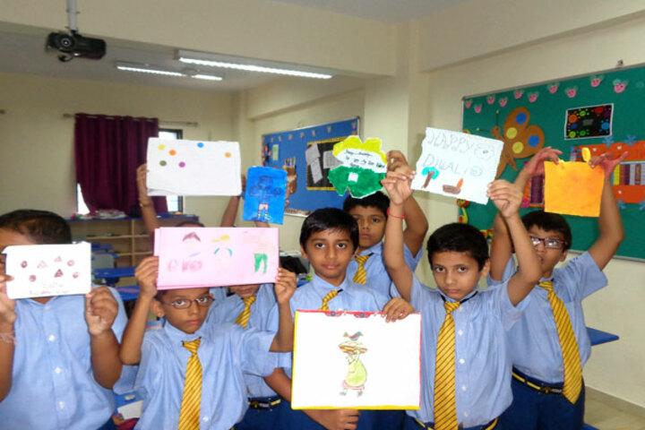 Podar International School-Art