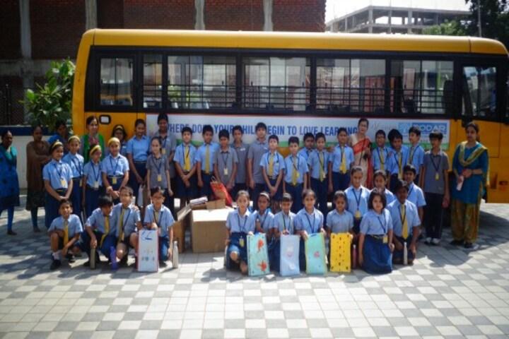 Podar International School-Drawing Competition