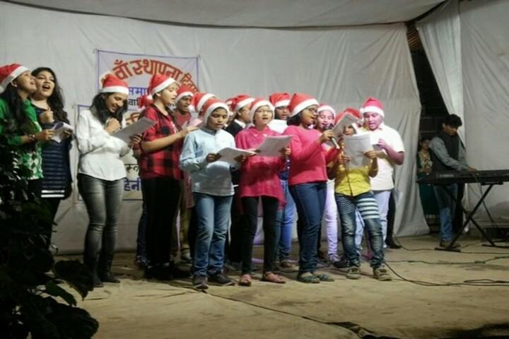 Podar International School-Christmas Day