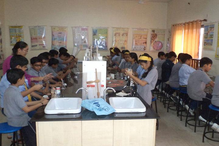 Podar International School-Laboratory