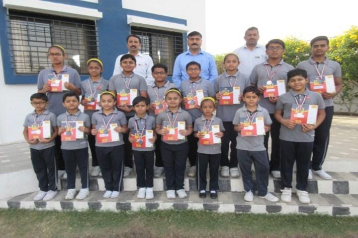 Podar International School-Awards