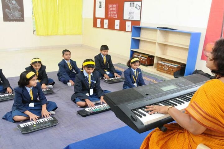 Podar International School-Music Room