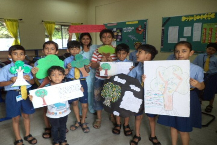 Podar International School-Actitvity