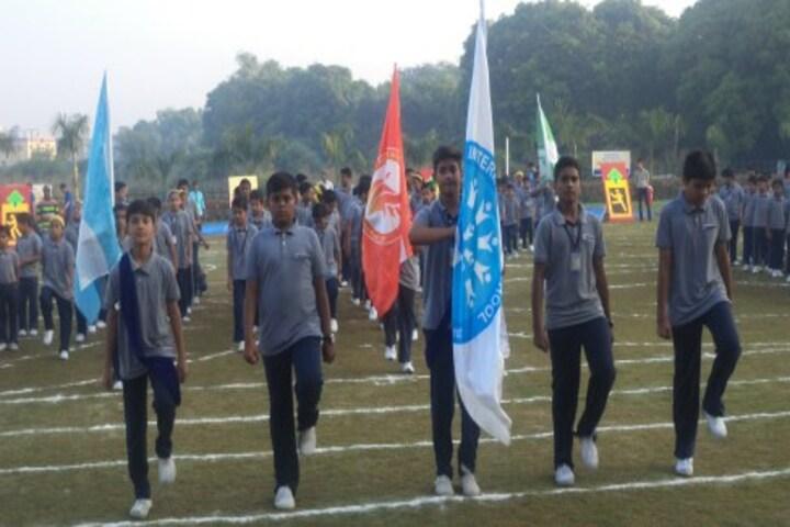 Podar International School-Annual Sports