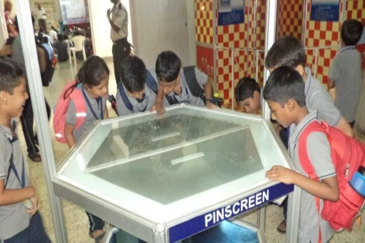 Podar International School-Educational Trip to Govt