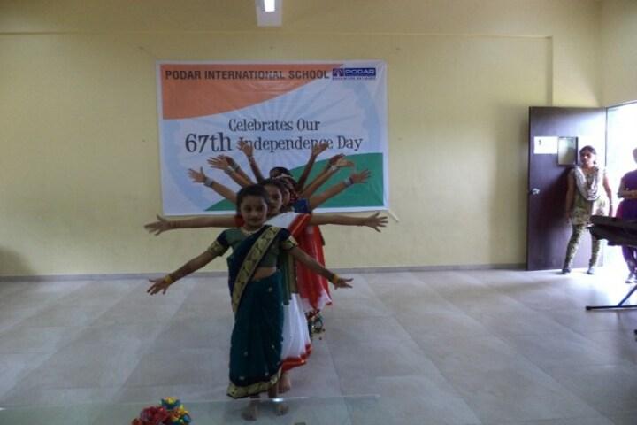 Podar International School-Independence day 1