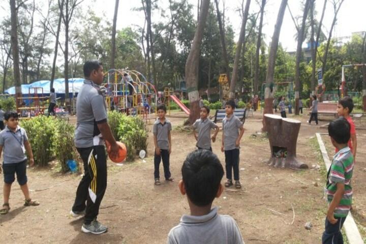 Podar International School-Playing