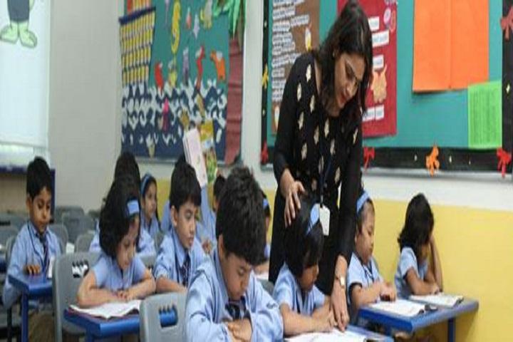 Podar International School-Class