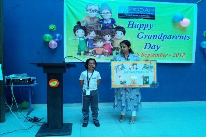 Podar World School-Activity