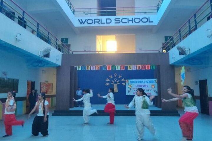 Podar World School-Dance