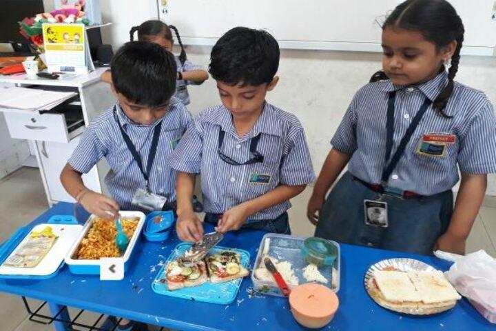 Podar World School-World Food Day