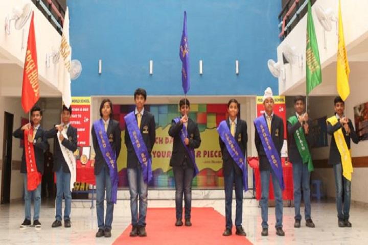 Podar World School-Achievements