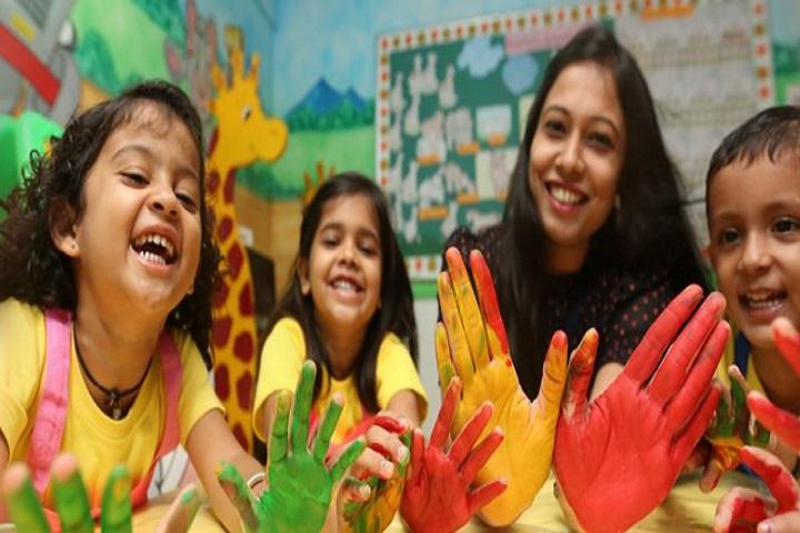 Podar World School-Yellow Day