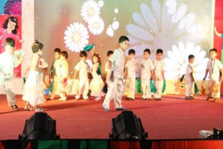 Podar World Schools-Annual day