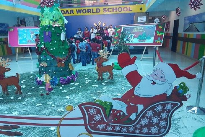 Podar World School-Christmas
