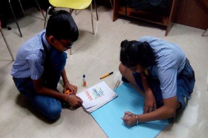 Podar World School-Drawing