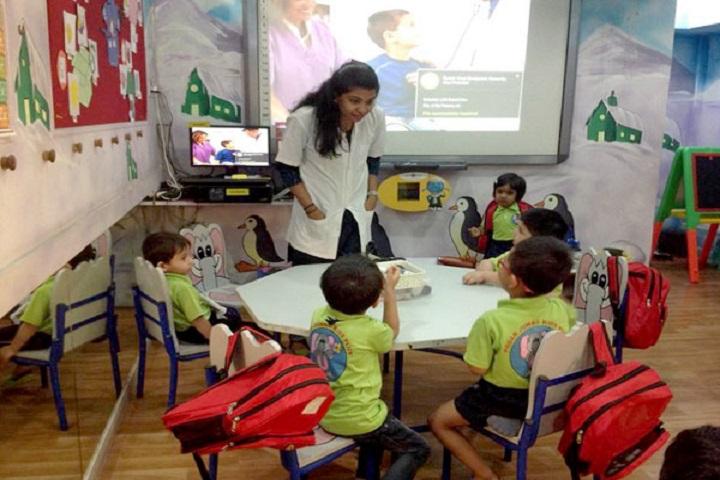 Podar World School-Kids-Area