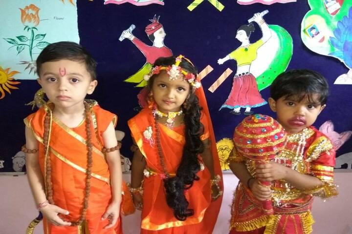 Puna International School-Fancy dress
