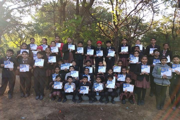 Puna International School-Achievement